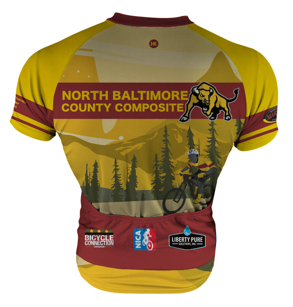 North Baltimore County Composite Cycling Jersey