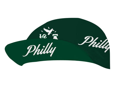 Philly Unisex Cycling Cap by Hill Killer