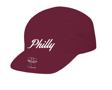 Philly 'Liberty' Unisex Cycling Cap by Hill Killer
