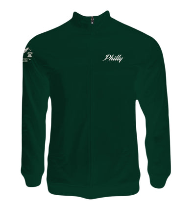 Philly Men's Track Jacket by Hill Killer