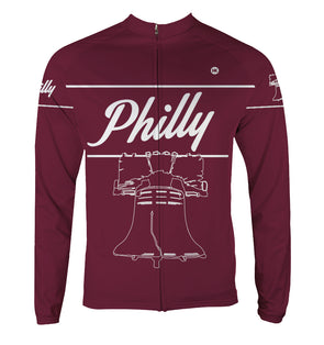 "Philly ""Liberty"" Maroon"