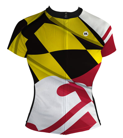 Pride of Maryland Women's Jersey