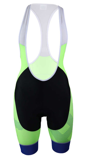 Lit Women's Reflex Tech Slim-Fit Pro Cycling Bibshorts by Hill Killer