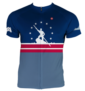 Richmond Men's Club-Cut Cycling Jersey by Hill Killer