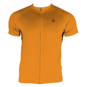 Autumn Harvest Sunrise Men's Slim Fit Race Cut Jersey by Hill Killer
