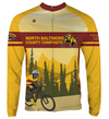 North Baltimore County Composite Long Sleeve Jersey