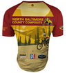 North Baltimore County Composite Mountain Bike Jersey