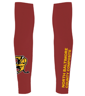 North Baltimore County Composite Arm Warmers