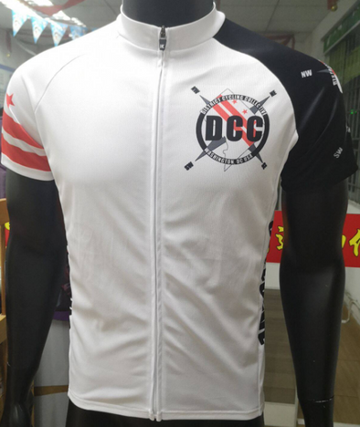 District Cycling Collective Cycling Jersey