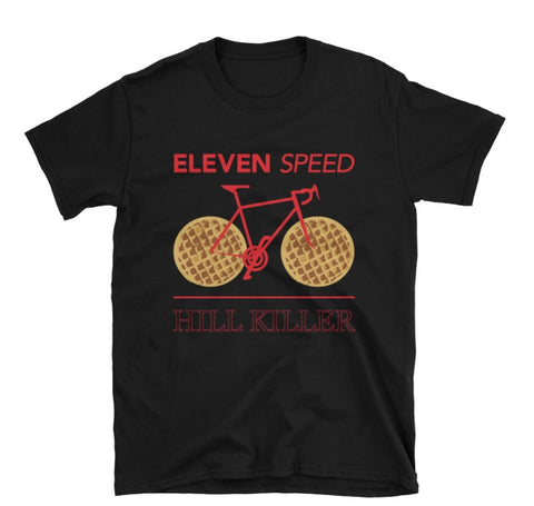 Eleven Speed T-Shirt (Stranger Things Inspired)