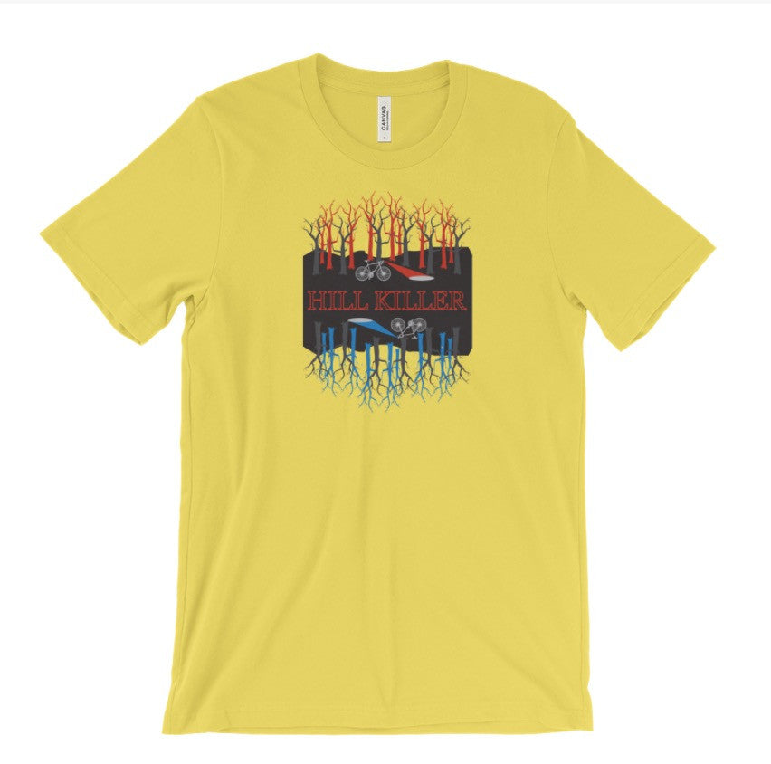 The Upside Down T-Shirt (Stranger Things Inspired)