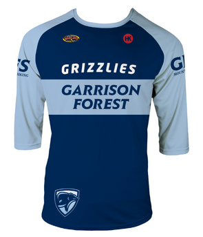 Garrison Forest School Downhill Jersey Custom GFS by Hill Killer