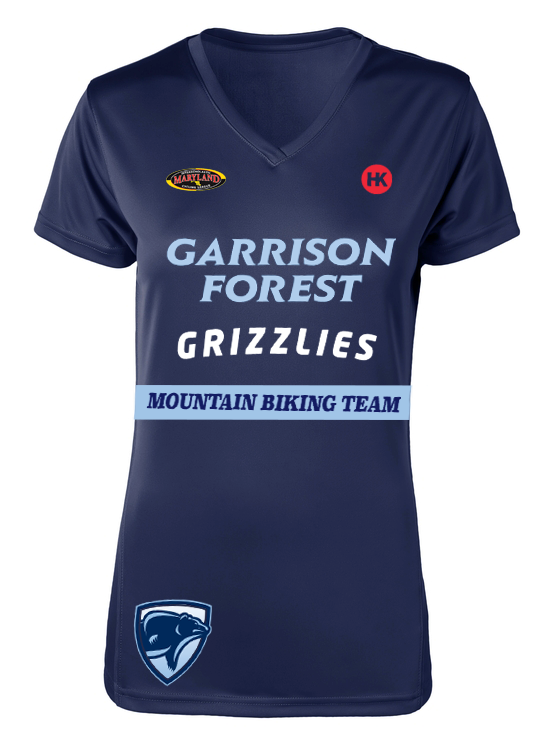 Garrison Forest School Tech T-Shirt Custom GFS by Hill Killer