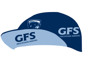 Garrison Forest School Cycling Cap Custom GFS by Hill Killer
