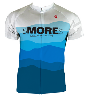 SMORE's Custom Cycling Jersey Custom Smores by Hill Killer