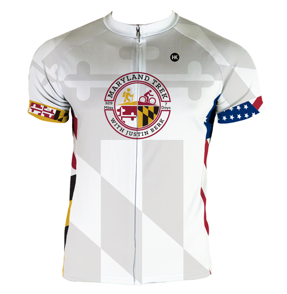 Special Edition Maryland Trek Jersey Custom Just In Power Kids by Hill Killer