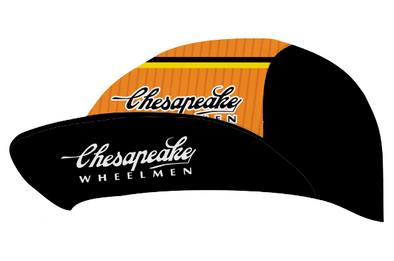 Chesapeake Wheelmen Cap Custom Chesapeake Wheelmen by Hill Killer