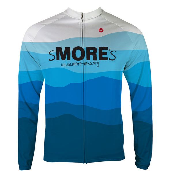 SMORE's Custom Thermal Jersey Custom Smores by Hill Killer