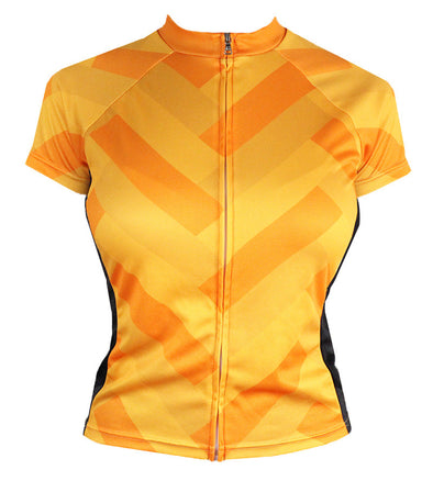 The Heat Women's Club-Cut Cycling Jersey by Hill Killer