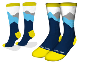 Team Hill Killer Cycling Socks
