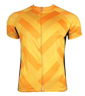 The Heat Men's Club-Cut Cycling Jersey by Hill Killer