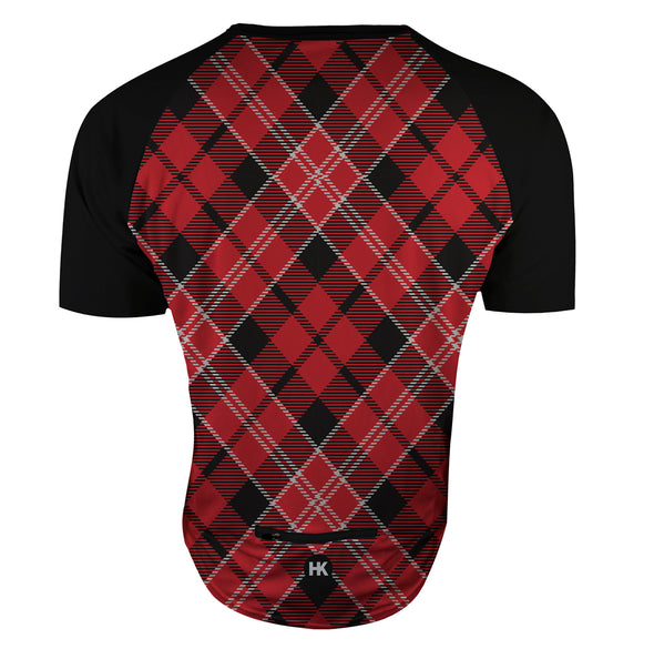 Timber MTB Men's Urban Trail Jersey by Hill Killer