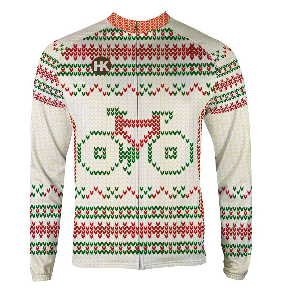 """Not So Ugly"" Christmas Sweater Men's Thermal"