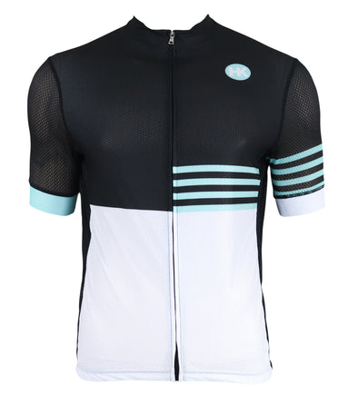 Ultra Cool Men's Slim-Fit Ultra-Cool Cycling Jersey by Hill Killer