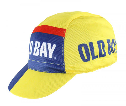 Old Bay Cycling Cap