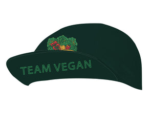 Vegan Harvest Unisex Cycling Cap by Hill Killer