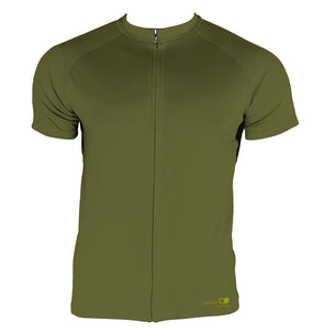 Vegan Seeds Men's Club-Cut Cycling Jersey by Hill Killer