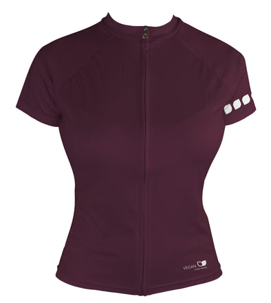 Vegan Seeds Women's Slim Fit Race Cut Jersey by Hill Killer