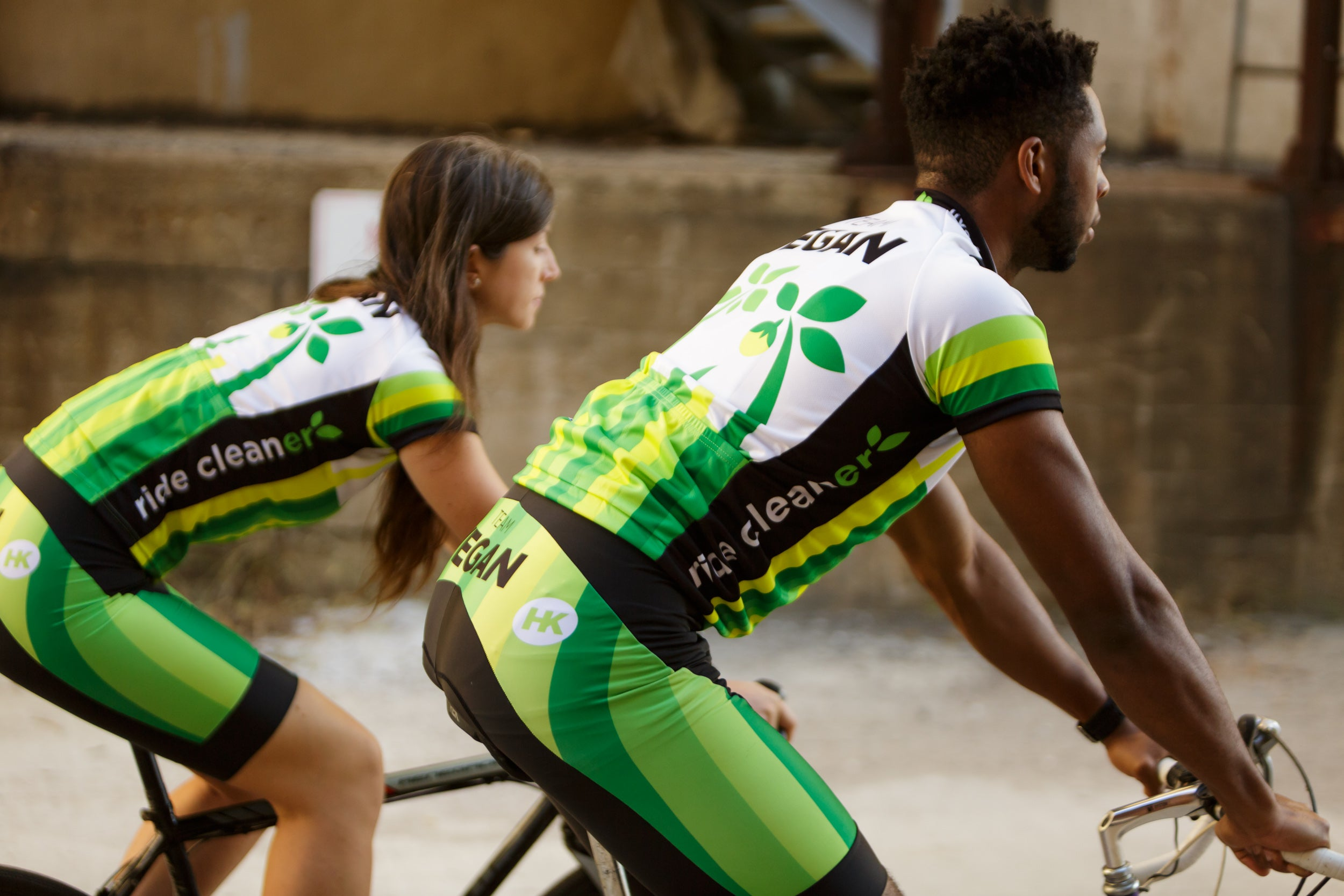 Team Vegan 17 Women's Jersey