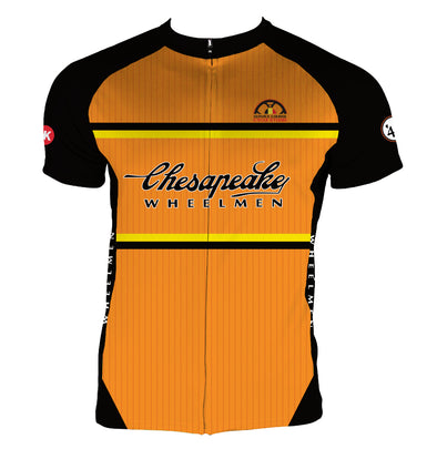 Chesapeake Wheelmen Jersey Custom Chesapeake Wheelmen by Hill Killer