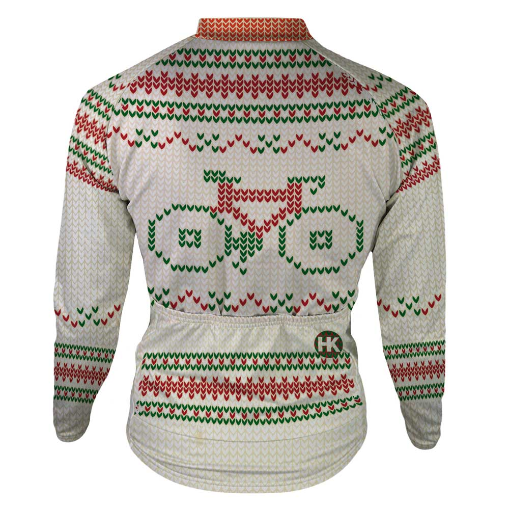 """Not So Ugly"" Christmas Sweater Women's Thermal"