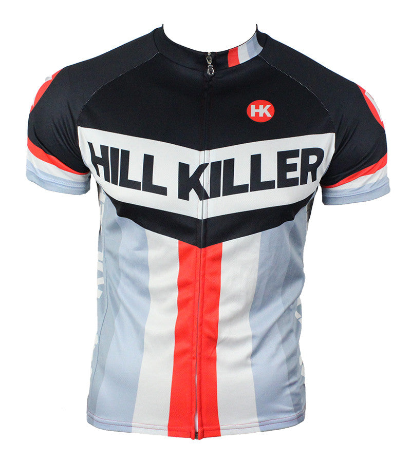 The Brooklyn Men's Cycling Jersey | Hill Killer Apparel