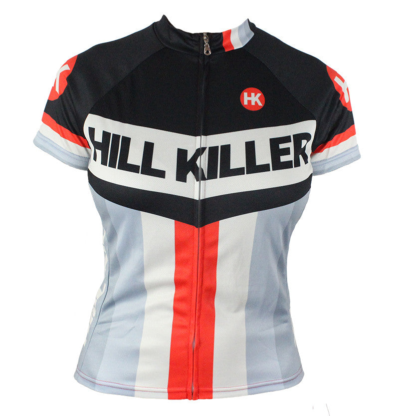 The Brooklyn Women's Cycling Jersey | Hill Killer Apparel