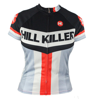 The Brooklyn Women's Club-Cut Cycling Jersey by Hill Killer