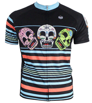 Dia Très (SoCal) Men's Club-Cut Cycling Jersey by Hill Killer