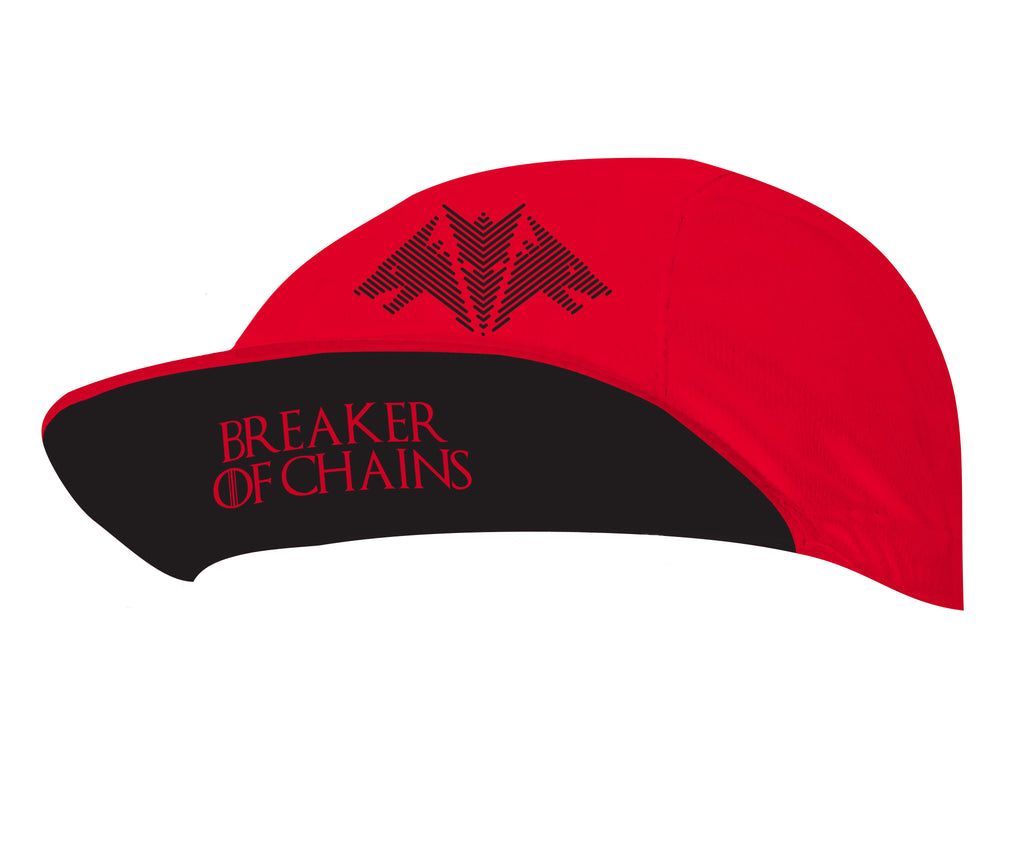 Dragon Red Cap