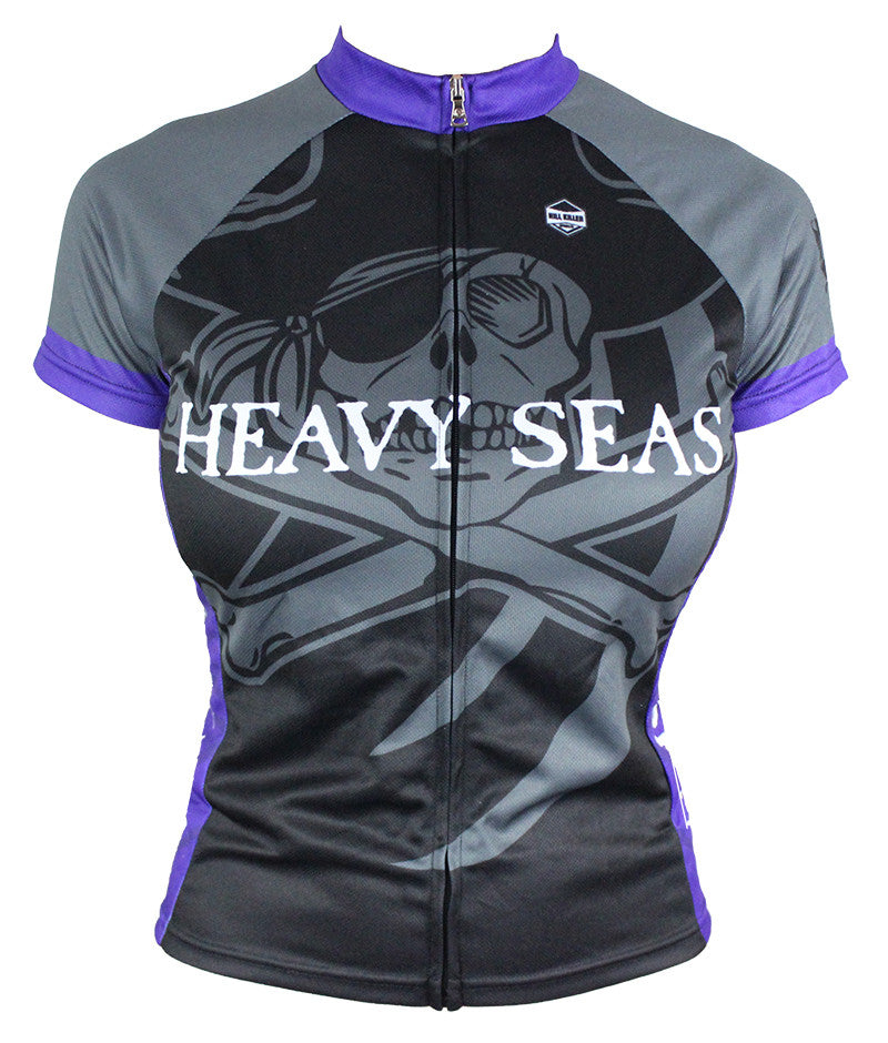 Heavy Seas Beer Women's Cycling Jersey | Hill Killer Apparel