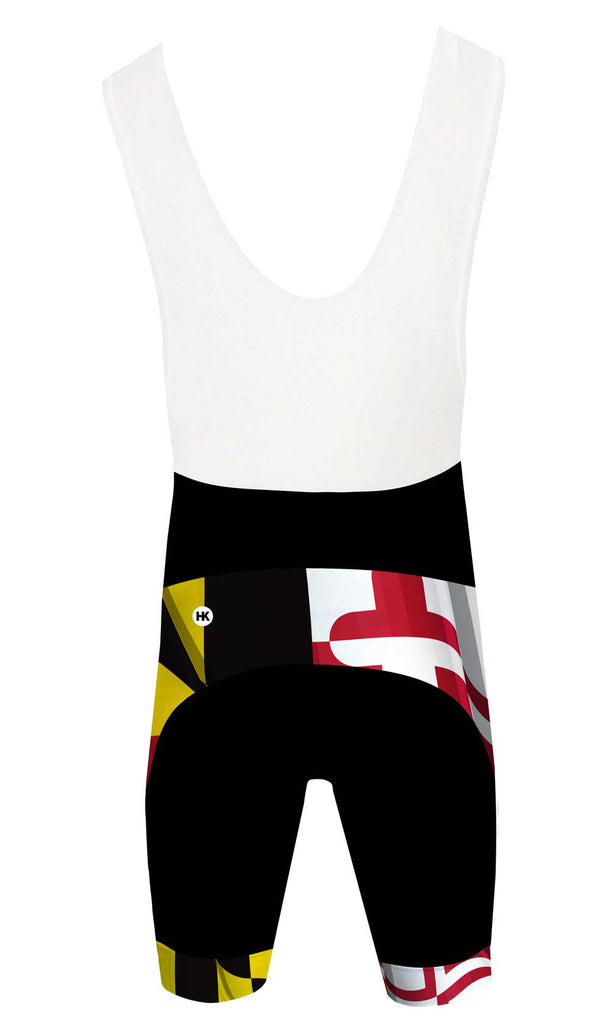Pride of Maryland Bibshorts