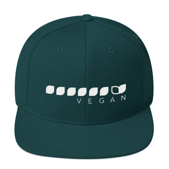 Vegan Seeds Snapback Hat