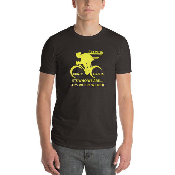 Franklin County Cyclists T Shirt
