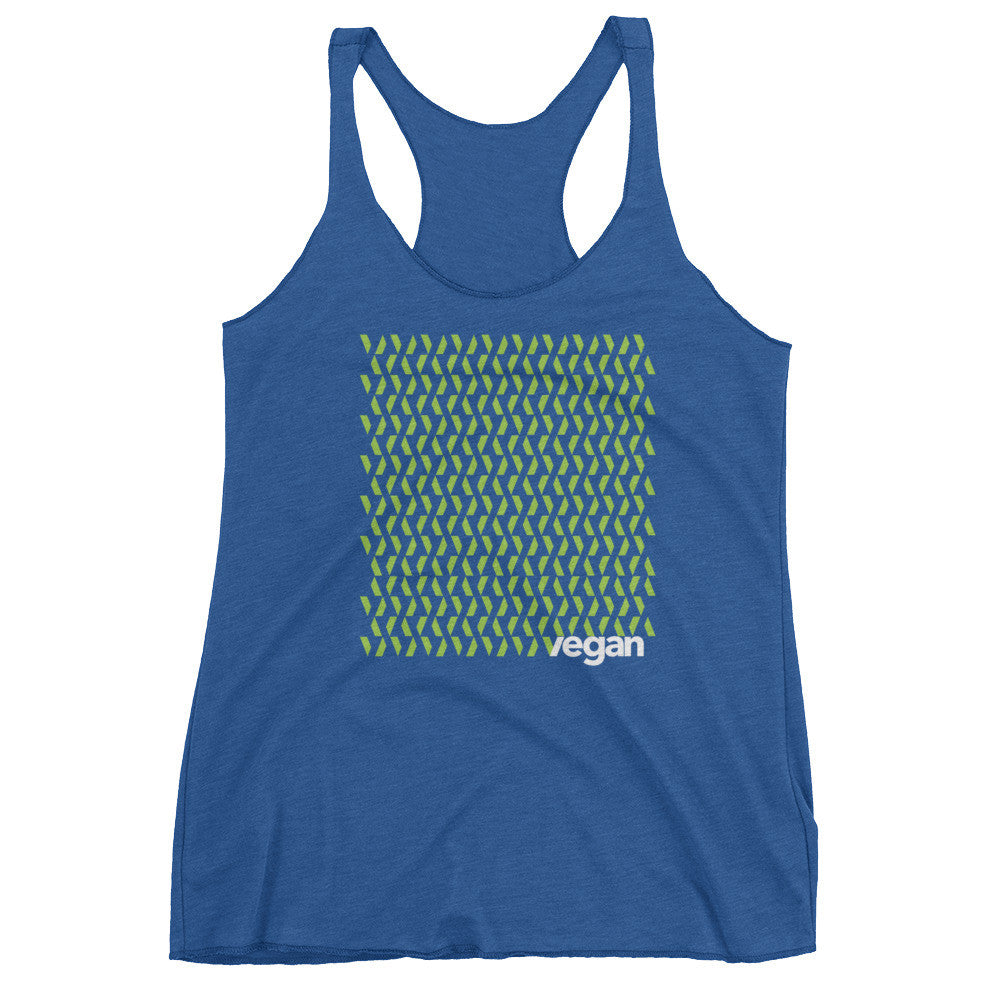 Women's Vegan Velo Racerback Tank Top