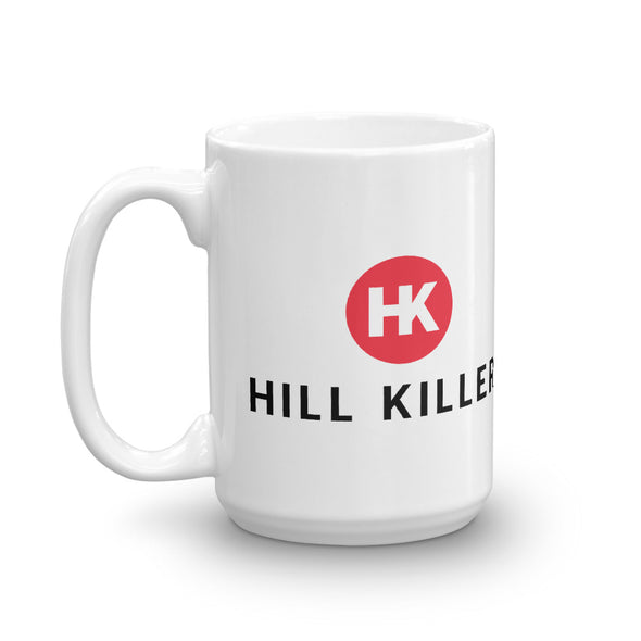 Logo Classic Unisex Ceramic Mug by Hill Killer