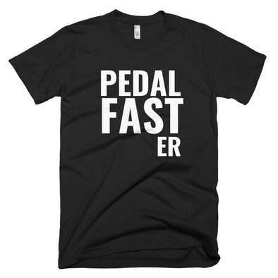 Pedal Fast-er Men's T-Shirt by Hill Killer