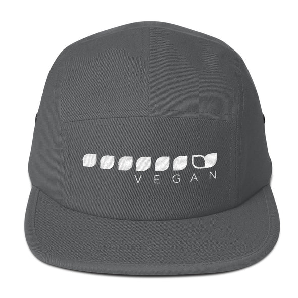 Vegan Seeds Camper Hat Unisex Camper-Style Hat by Hill Killer