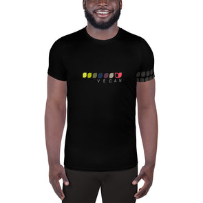 Vegan Seeds Tech T-shirt Men's Tech T-Shirt by Hill Killer