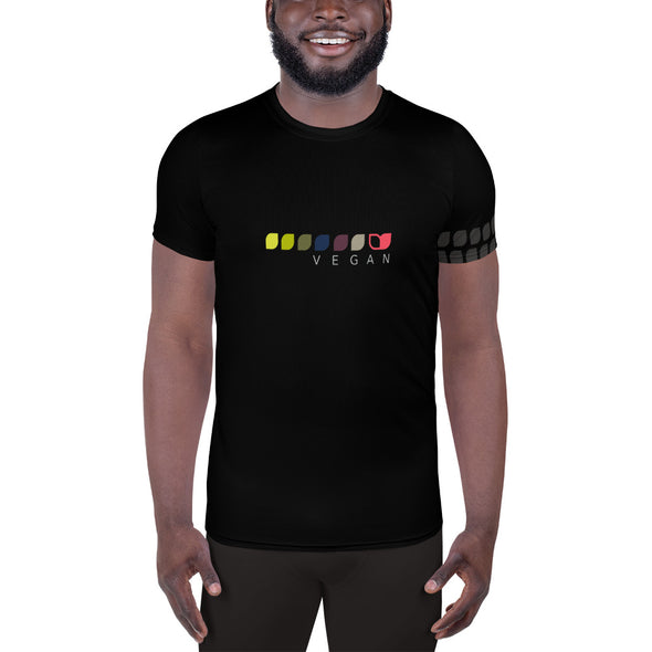 Vegan Seeds Tech T-shirt